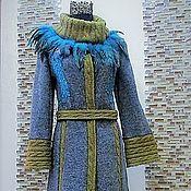 """Одежда ручной работы. Ярмарка Мастеров - ручная работа Авторское пальто """"Птица Бохо"""". Handmade."""