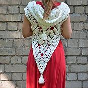 """Одежда ручной работы. Ярмарка Мастеров - ручная работа Жилетка """"Афина"""". Handmade."""