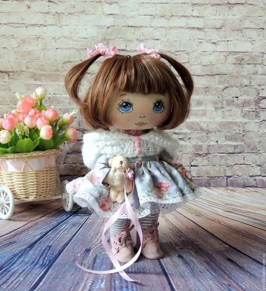 Коллекционные куклы ручной работы. Ярмарка Мастеров - ручная работа. Купить Малышка. Handmade. Комбинированный, ручная работа, кружево