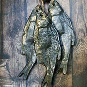 """Косметика ручной работы. Ярмарка Мастеров - ручная работа Мыло ручной работы """"Рыбка"""". Handmade."""