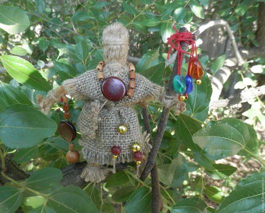 """Народные куклы ручной работы. Ярмарка Мастеров - ручная работа. Купить Оберег """"Путешественница"""". Handmade. Оберег, купить подарок"""