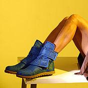 Обувь ручной работы handmade. Livemaster - original item Demi boots 6d-260 (СК). Handmade.