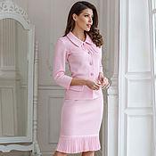 Одежда handmade. Livemaster - original item Pink Orchid Costume