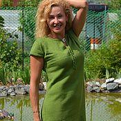 """Одежда ручной работы. Ярмарка Мастеров - ручная работа Платье летнее """" Дача"""". Handmade."""