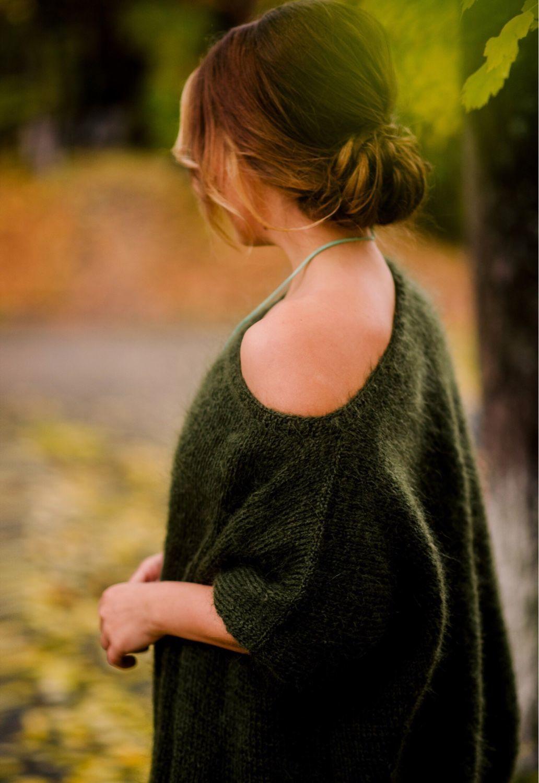 Кофты и свитера ручной работы. Ярмарка Мастеров - ручная работа. Купить Мохеровый свитер. Handmade. Свитер, мохеровый свитер, один размер