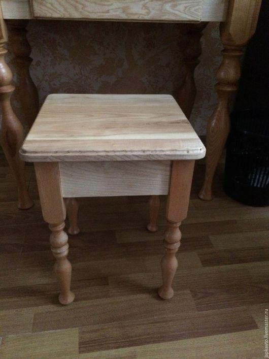 Мебель ручной работы. Ярмарка Мастеров - ручная работа. Купить табуретка. Handmade. Коричневый, стулья, подарок