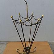 Для дома и интерьера ручной работы. Ярмарка Мастеров - ручная работа Зонтница напольная. Handmade.