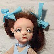 Куклы и игрушки ручной работы. Ярмарка Мастеров - ручная работа Маленькая балеринка. Handmade.