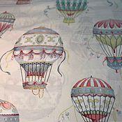 Ткани ручной работы. Ярмарка Мастеров - ручная работа Ткань ранфорс (поплин). Handmade.