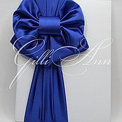 Свадебный салон ручной работы. Ярмарка Мастеров - ручная работа Папка для свидетельства о браке Fantasy Blue. Handmade.