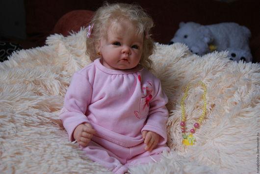 Куклы-младенцы и reborn ручной работы. Ярмарка Мастеров - ручная работа. Купить кукла реборн Лукерья 14 продана. Handmade.