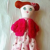 Куклы и игрушки ручной работы. Ярмарка Мастеров - ручная работа Кукла Мушка. Handmade.