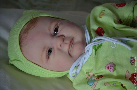 Куклы-младенцы и reborn ручной работы. Ярмарка Мастеров - ручная работа. Купить Сёмочка.. Handmade. Серафина, винил