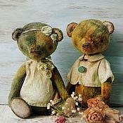 Куклы и игрушки ручной работы. Ярмарка Мастеров - ручная работа Мишка тедди, 22см. Handmade.