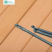 Материалы для творчества ручной работы. Ярмарка Мастеров - ручная работа Крючок для нукинга / 3 мм. Handmade.