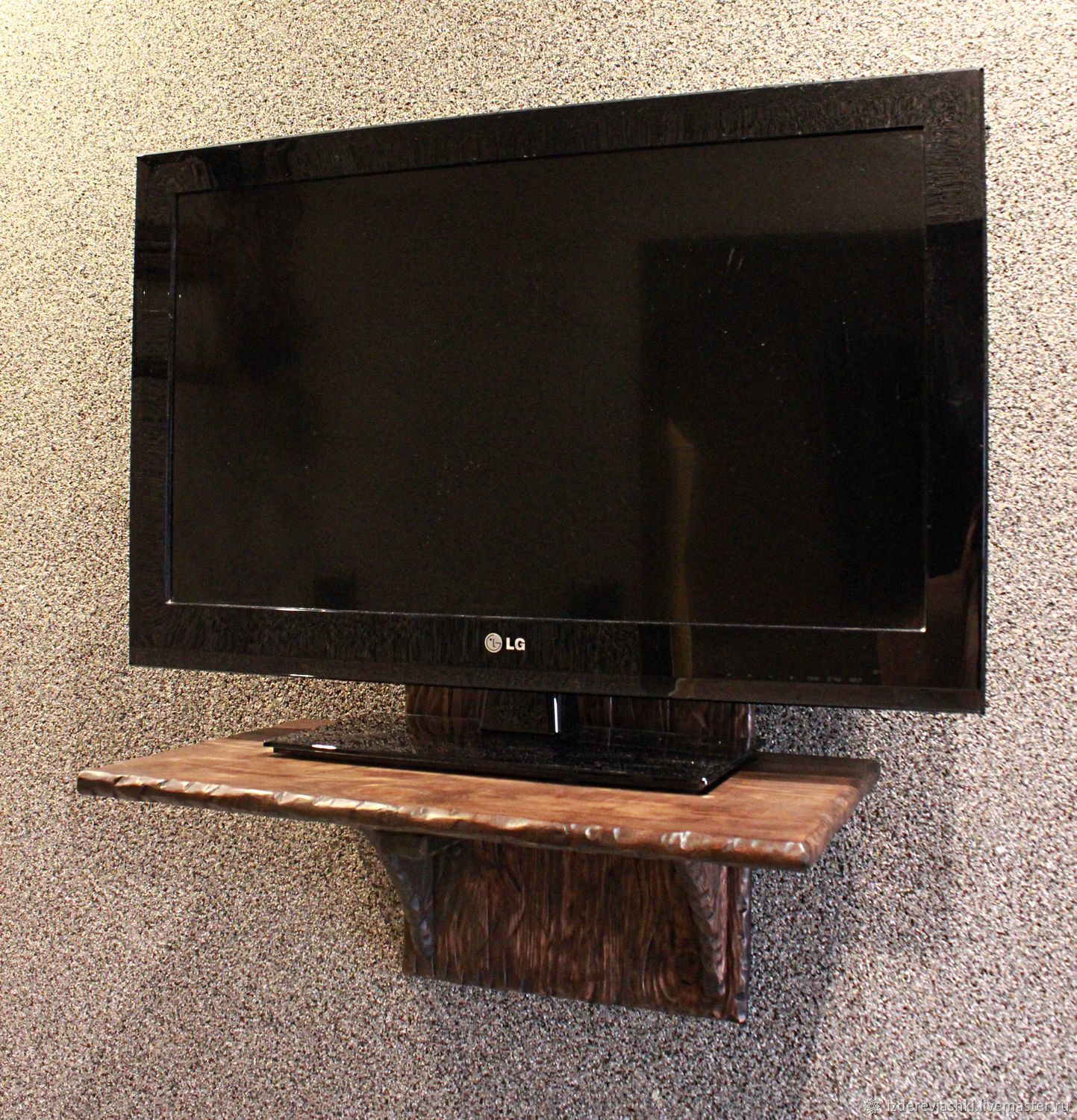 Shelf for TV, Shelves, St. Petersburg,  Фото №1