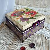 Для дома и интерьера handmade. Livemaster - original item Mallow Box 2. Handmade.