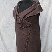 Одежда ручной работы. Ярмарка Мастеров - ручная работа Кардиган из шерсти.Стильный кардиган.Дизайнерская одежда.. Handmade.