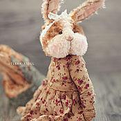 Куклы и игрушки ручной работы. Ярмарка Мастеров - ручная работа Зайка Samanta. Handmade.