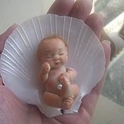 Куклы и игрушки ручной работы. Ярмарка Мастеров - ручная работа Малышка Анабель. Handmade.