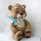 Куклы и игрушки ручной работы. Ярмарка Мастеров - ручная работа Мишутка. Handmade.