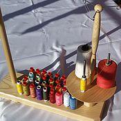 Материалы для творчества handmade. Livemaster - original item Organizer mistresses. Handmade.