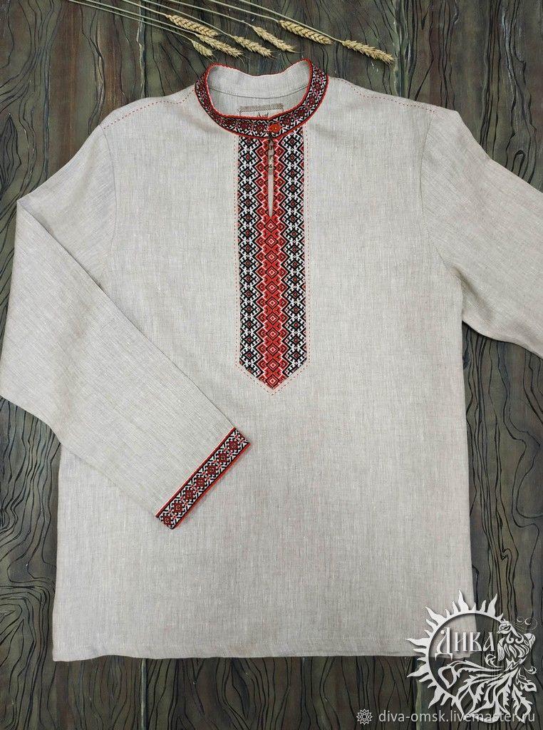 Shirt 'Beloyar', Mens shirts, Omsk,  Фото №1