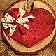 Подарки для влюбленных ручной работы. Заказать Сердечки деревянные. Дизайн-мастерская EcoShiningHome (eco2014). Ярмарка Мастеров. Свадебное украшение, love