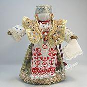 """Куклы и игрушки ручной работы. Ярмарка Мастеров - ручная работа Авторская кукла-оберег """"ПОДРУЖКА"""" (по мотивам народной). Handmade."""