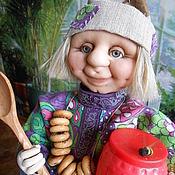 Куклы и игрушки ручной работы. Ярмарка Мастеров - ручная работа Домовой  Егорка. Handmade.