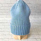 Аксессуары handmade. Livemaster - original item Hat with an elongated crown. Handmade.