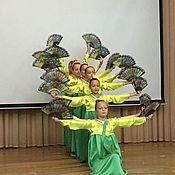 """Одежда ручной работы. Ярмарка Мастеров - ручная работа Костюм для танца """"Ханбок"""". Handmade."""