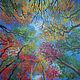 Небо. Авторская работа маслом на холсте, Картины, Пушкино, Фото №1
