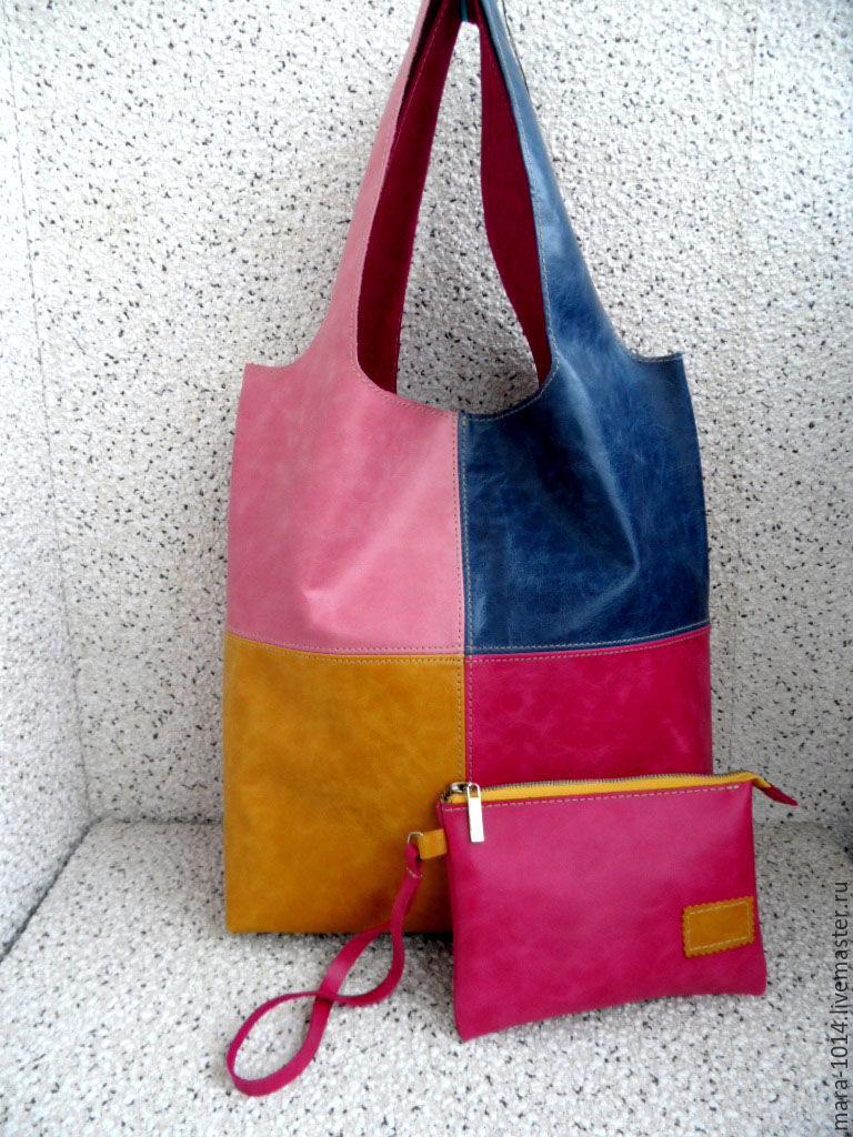 6adc1449c230 Женские сумки ручной работы. Ярмарка Мастеров - ручная работа. Купить CANDY  кожаная сумка- ...