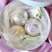 Косметика ручной работы handmade. Livemaster - original item Gift set of cosmetics Tenderness. Handmade.