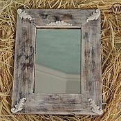 Для дома и интерьера ручной работы. Ярмарка Мастеров - ручная работа Настенное зеркало Винтаж. Handmade.