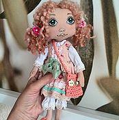 Кукла текстильная Танюшка
