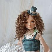 Dolls handmade. Livemaster - original item Fabric collection doll Clare. Handmade.