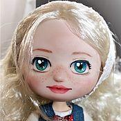 Куклы и пупсы ручной работы. Ярмарка Мастеров - ручная работа Кукла Вики (азон анимэ). Handmade.