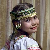 Русский стиль handmade. Livemaster - original item Maiden ribbon
