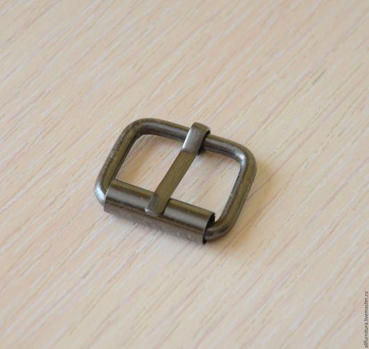Шитье ручной работы. Ярмарка Мастеров - ручная работа. Купить Пряжка RT 20 мм  блэк никель. Handmade.