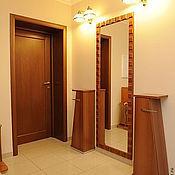 Для дома и интерьера manualidades. Livemaster - hecho a mano 32.  El espejo en el pasillo. Handmade.