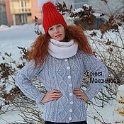 Одежда handmade. Livemaster - original item sweater Coral Reef. Handmade.
