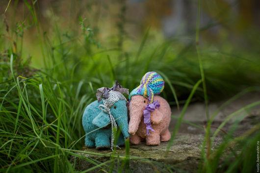 Мишки Тедди ручной работы. Ярмарка Мастеров - ручная работа. Купить слонопотамы. Handmade. Комбинированный, опилки древесные