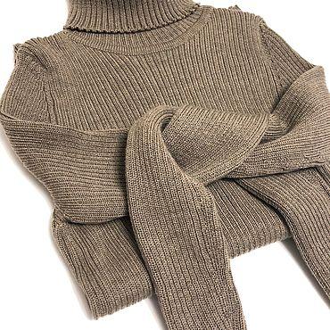 Одежда ручной работы. Ярмарка Мастеров - ручная работа Водолазка гольф. Handmade.