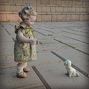 """Куклы и игрушки ручной работы. Ярмарка Мастеров - ручная работа """"Ты меня не бойся, я тебя не трону"""". Handmade."""