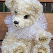 Куклы и игрушки ручной работы. Ярмарка Мастеров - ручная работа Бьянка- большая медведица тедди. Handmade.