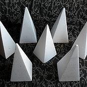 Материалы ручной работы. Ярмарка Мастеров - ручная работа Пирамида четырехгранная. Handmade.