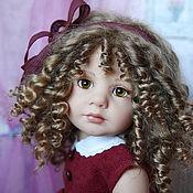 """Куклы и игрушки ручной работы. Ярмарка Мастеров - ручная работа """"Шарлотта"""" ООАК куклы Gotz. Handmade."""