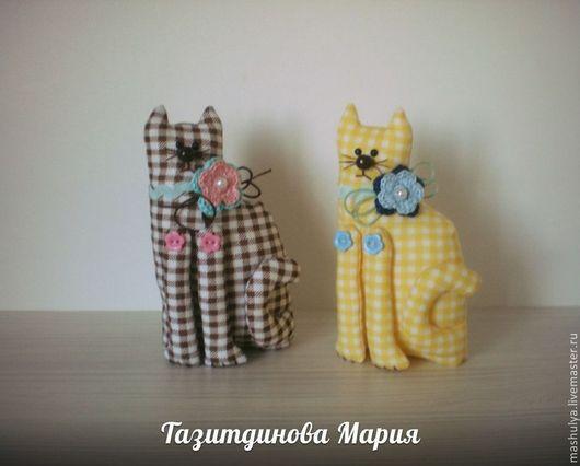 Игрушки животные, ручной работы. Ярмарка Мастеров - ручная работа. Купить Кот (по желанию - аромасаше). Handmade. Кот
